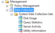 Expanding Data Collection in Object Explorer