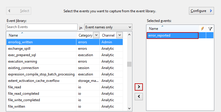 Using Extended Events to review SQL Server failed logins