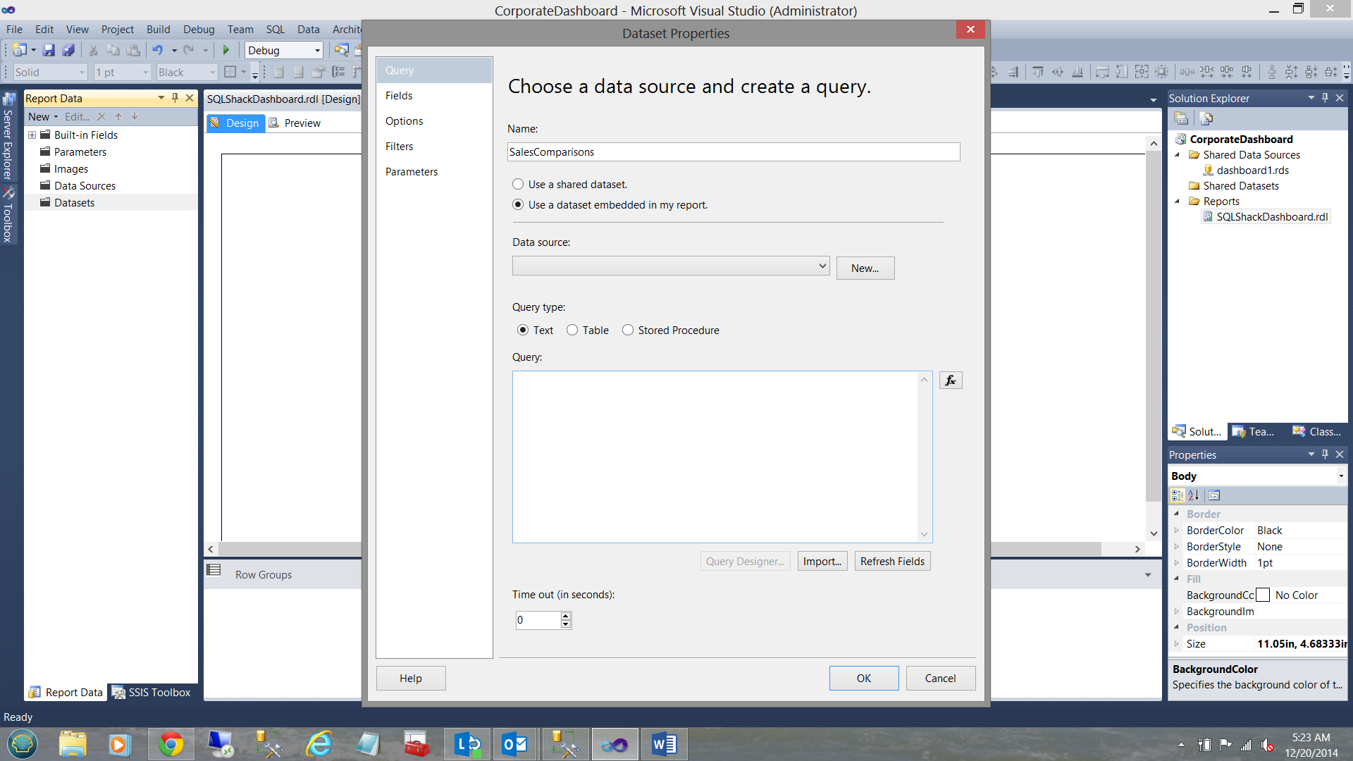 Create reports like a champion! Tips and tricks with