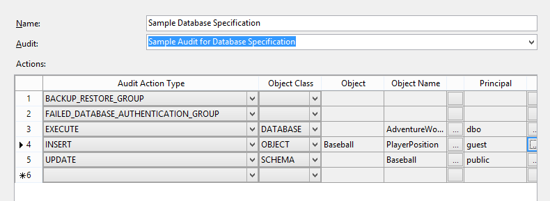 Reviewing the sql server audit sql shack articles about 1 pronofoot35fo Gallery