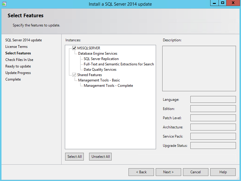 SQL Server 2014 – Install a clustered instance - step-by-step (3/3)