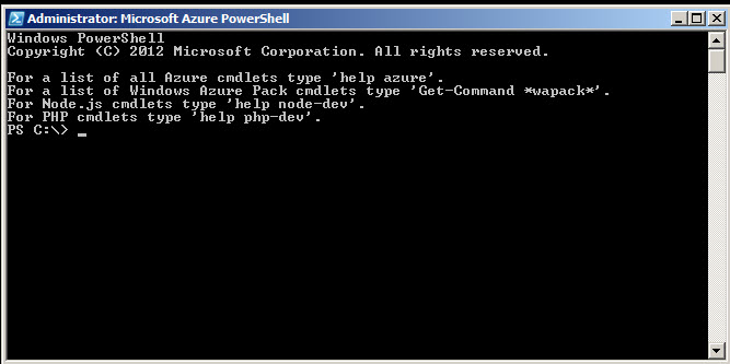How to work handle SQL Azure Databases with PowerShell