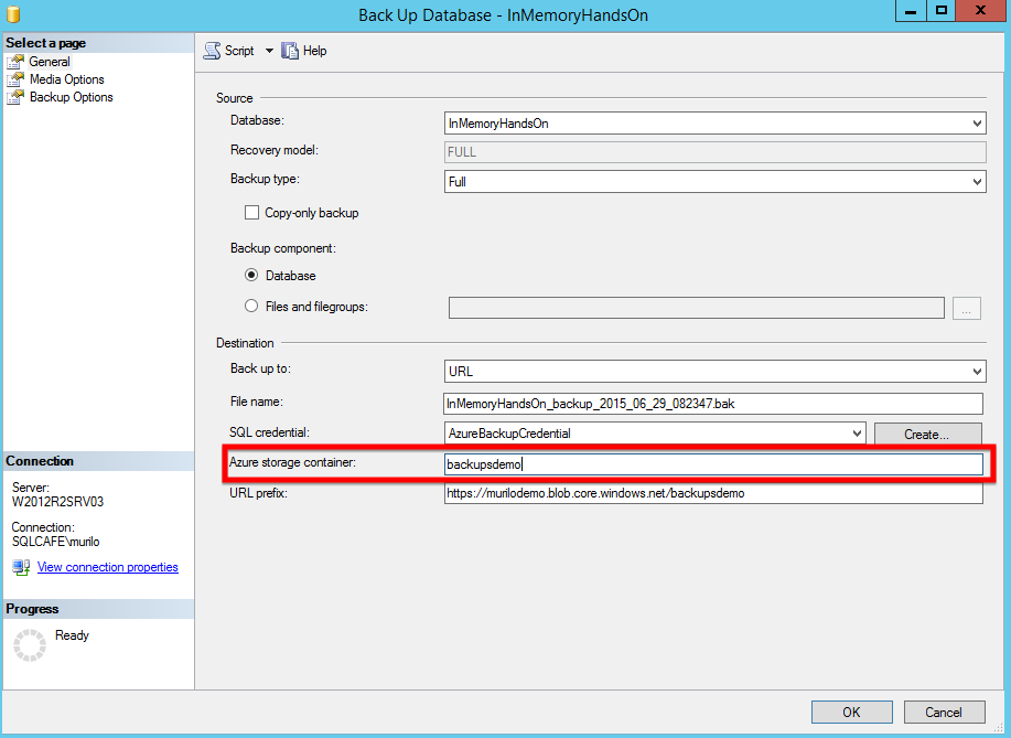 Backups to Azure – How can I do this?