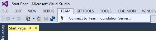 SQL Server Database Source Control using Visual Studio Online: Git