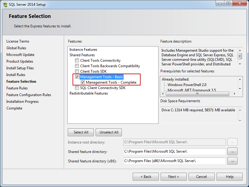 sql server management studio download 2012