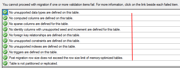 In-Memory OLTP Series – Data migration guideline process on SQL