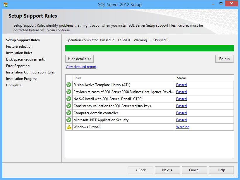 Step by step installation of SQL Server Management Studio