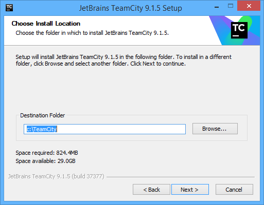 SQL database continuous integration with Team City