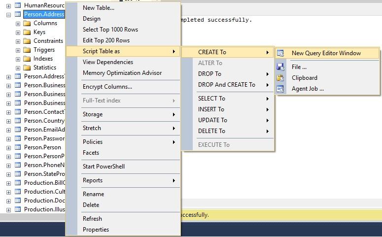 Introducing Schema Documentation In Sql Server