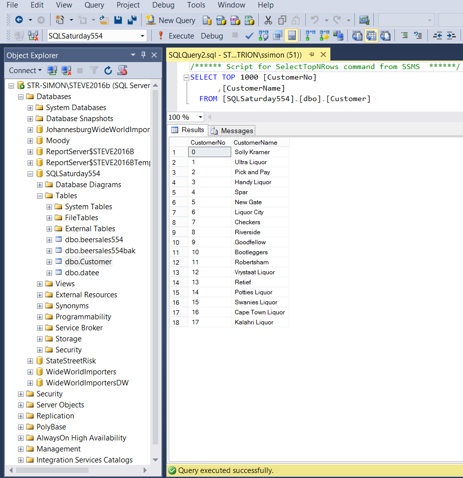 SQL Server and BI - How to document your Tabular model with