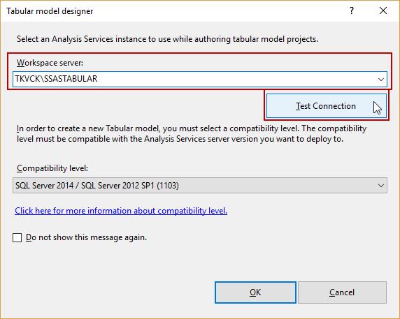 Creating your first SSAS tabular model database - SQL Shack