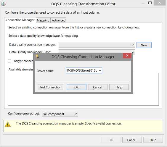 sql server 2016 data quality client download