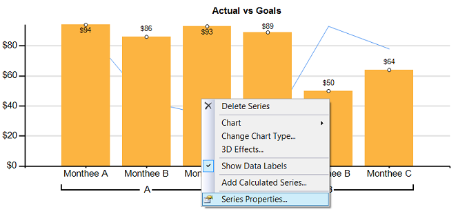 Reporting in SQL Server - Customize the visual appearance of your