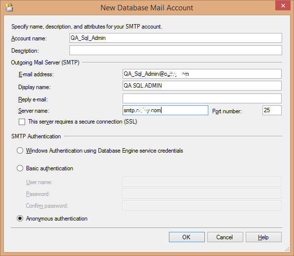 Have your database server talk to you: Send emails directly
