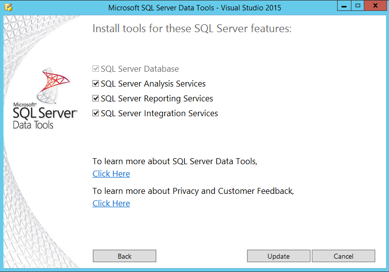 How to download and install the SQL Server Database