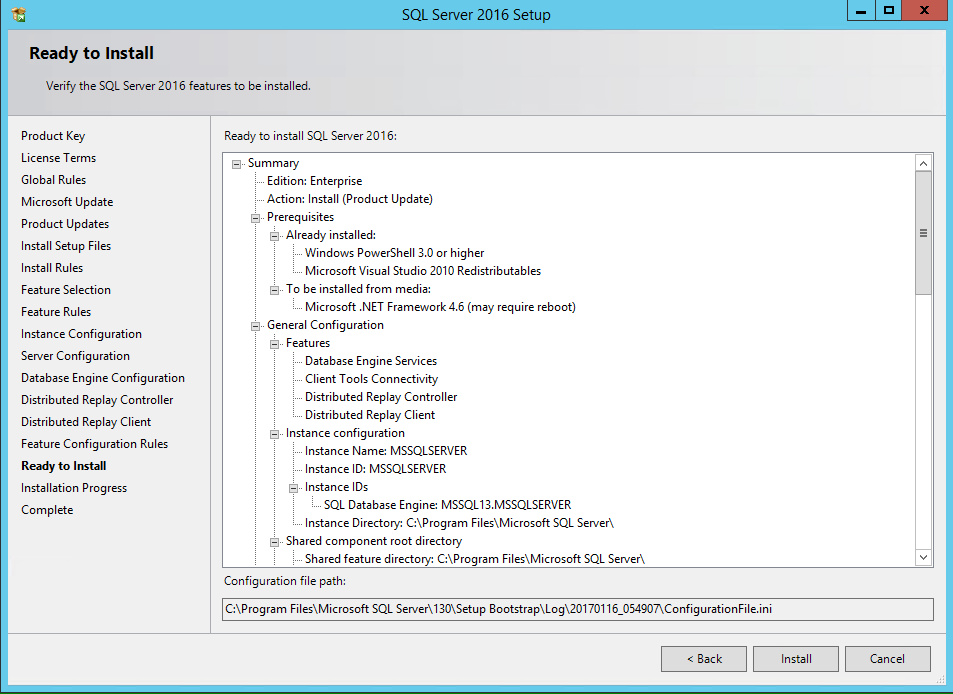 How to install configure and use sql server distributed for Distributed configuration