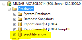 How to install the SQL Server Utility Control Point and
