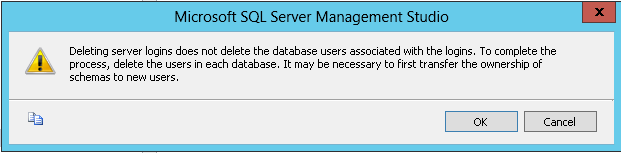 How to discover and handle orphaned database users in SQL Server