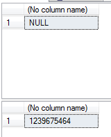 How to handle & in sql query