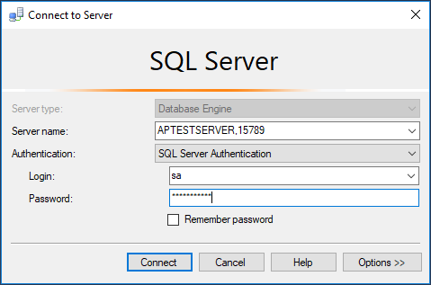 Running SQL Server Containers on Windows Server 2016 Core