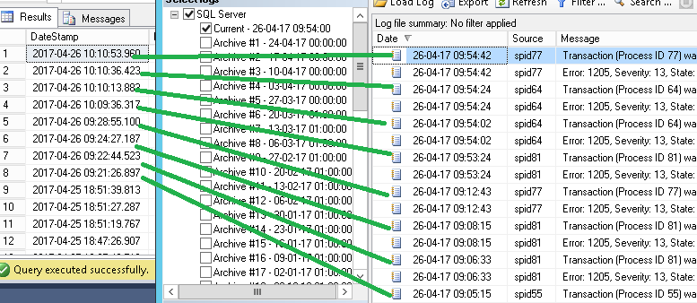 What are SQL Server deadlocks and how to monitor them