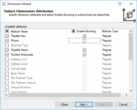 Analysis Services (SSAS) Multidimensional Design Tips – Creating