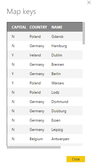 How To Create Geographic Maps In Power BI Using Custom Shape Maps - Germany map json