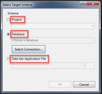 Continuous Integration with SQL Server Data Tools in Visual Studio 2017