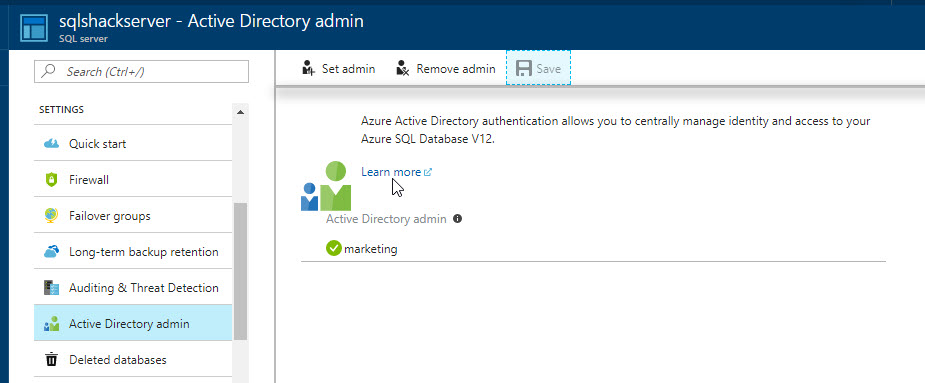 How to automate Azure Active Directory (AAD) tasks using the
