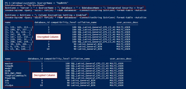 How to configure Always Encrypted in SQL Server 2016 using