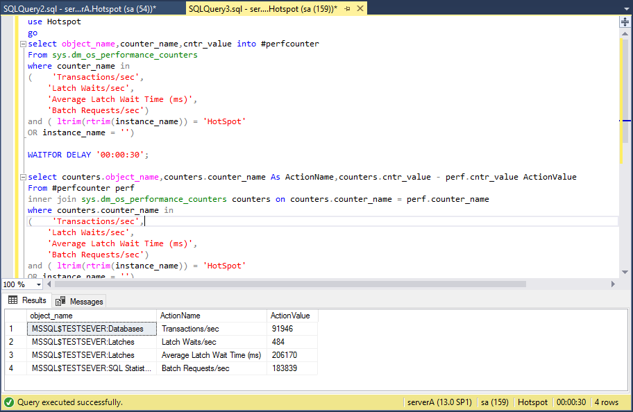 How to identify and resolve Hot latches in SQL Server