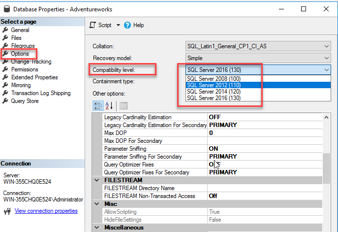How to implement array-like functionality in SQL Server