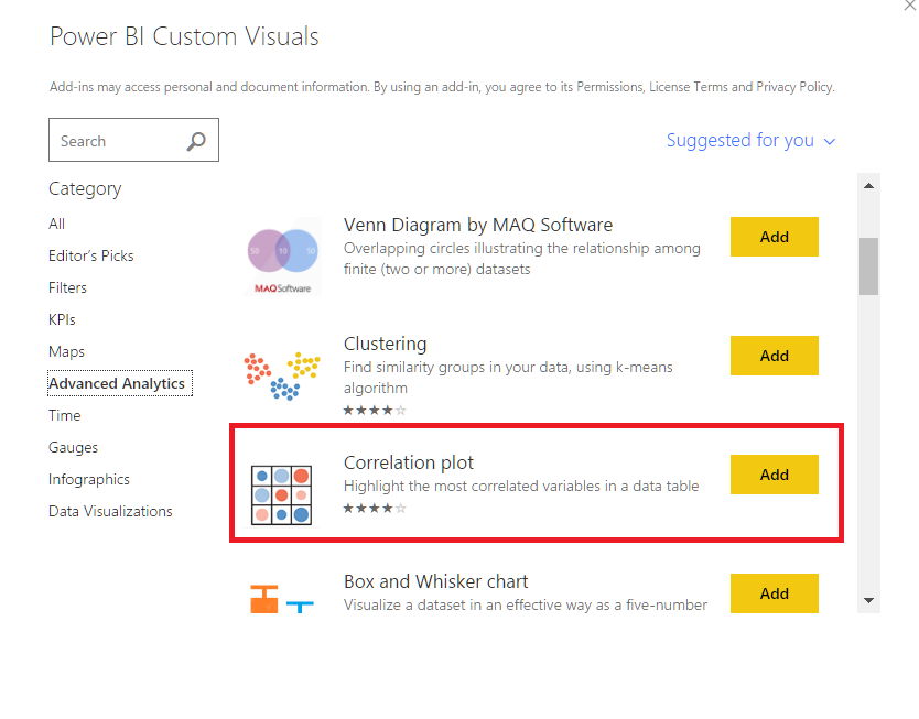 How to create advanced analytics using Power BI and R scripts