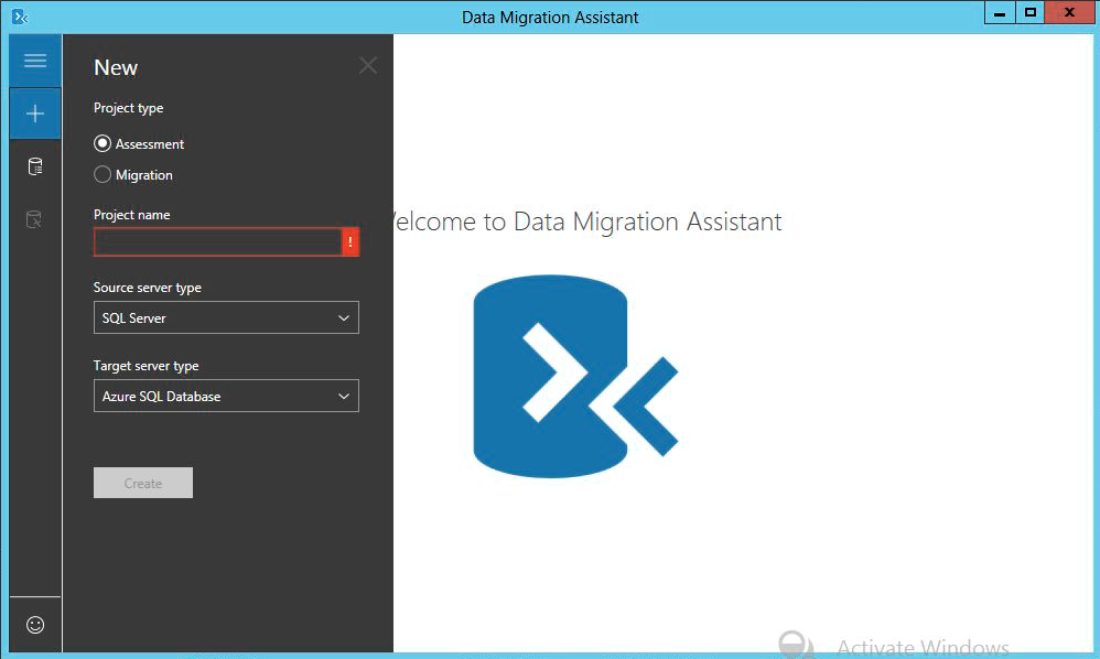 An overview of SQL Server database migration tools provided