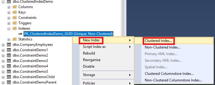 Designing effective SQL Server clustered indexes