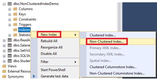 Designing effective SQL Server non-clustered indexes