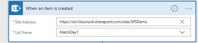 How to use Microsoft Flow to extract SharePoint Online List data