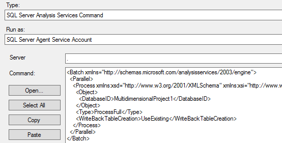 Top 4 options for fixing Microsoft AnalysisServices