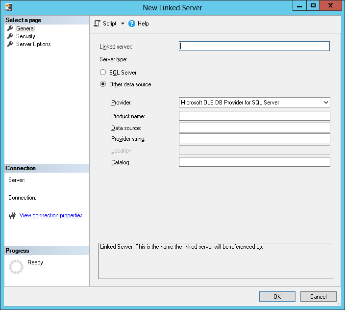 How to link two SQL Server instances with Kerberos