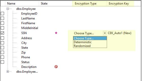 Is SQL Server Always Encrypted, for sensitive data