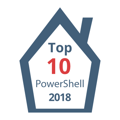 Top 10 PowerShell 2018