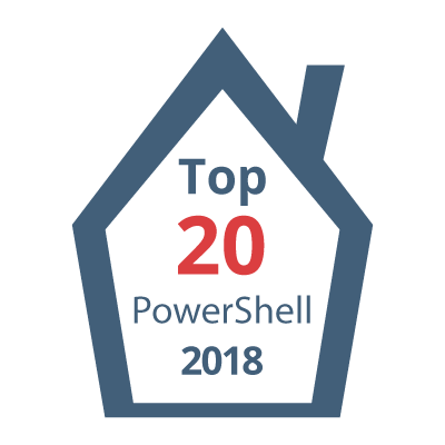 Top 20 PowerShell 2018