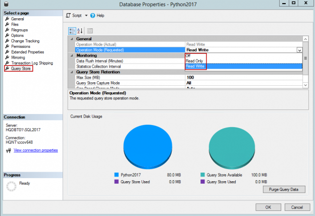 Understanding automatic tuning in SQL Server 2017