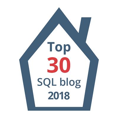Top 30 SQL blog 2018