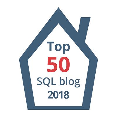 Top 50 SQL blog 2018