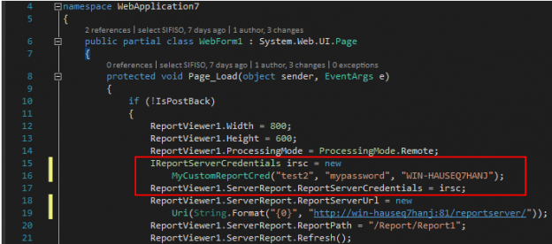 How to Programmatically Pass Credentials in an Embedded Power BI Report