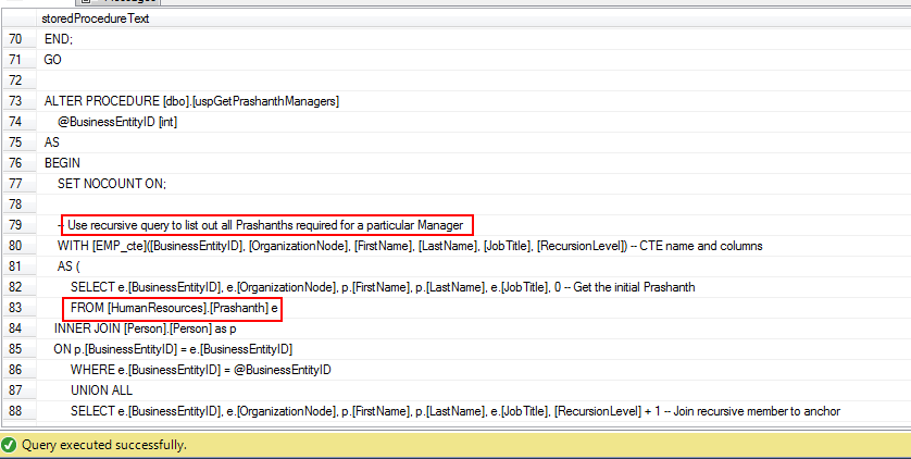 Overview of the SQL REPLACE function