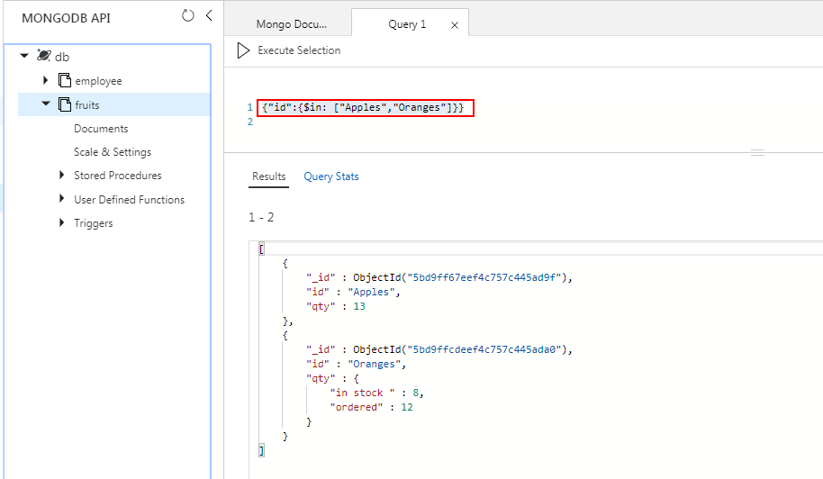 Getting Started with Azure Cosmos DB and MongoDB API