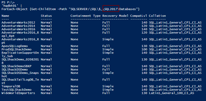 Six methods to automatically Discover SQL Server instances