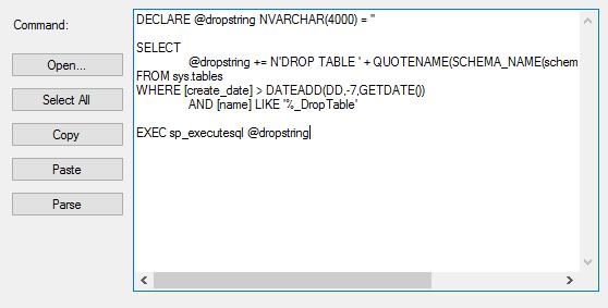 CTE SQL Deletes